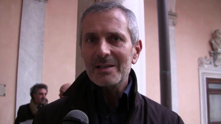 """""""Le parole della politica"""", Gianrico Carofiglio a Genova"""