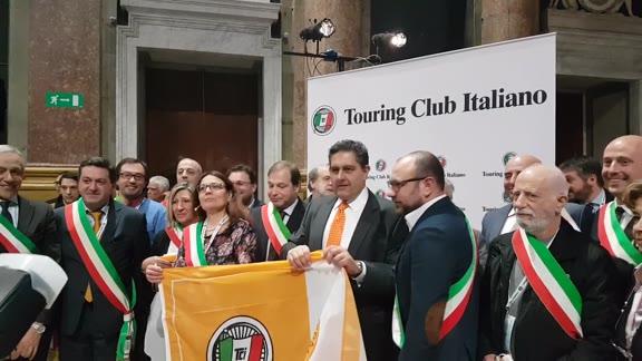 """Confermata la """"Bandiera Arancione"""" di Sassello, Toirano e Castelvecchio di Rocca Barbena"""
