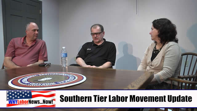 Western New York Labor News� NOW! - (December 2013 Edition) - Segment III