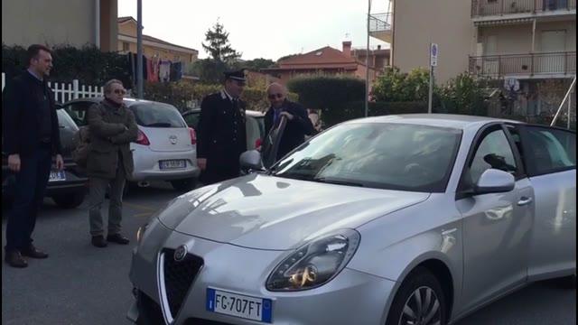 Albenga, ritrovato cadavere in via Lasagna