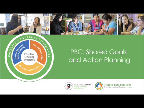 Shared Goals and Action Planning