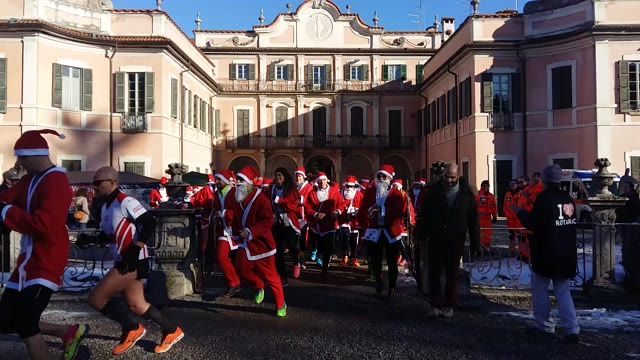 Video: Babbo Natale Run 2017