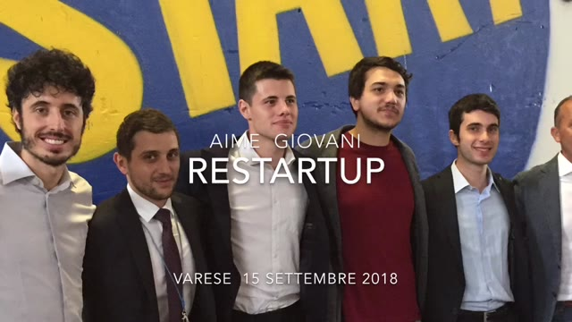 Video: Aime punta sulle startup
