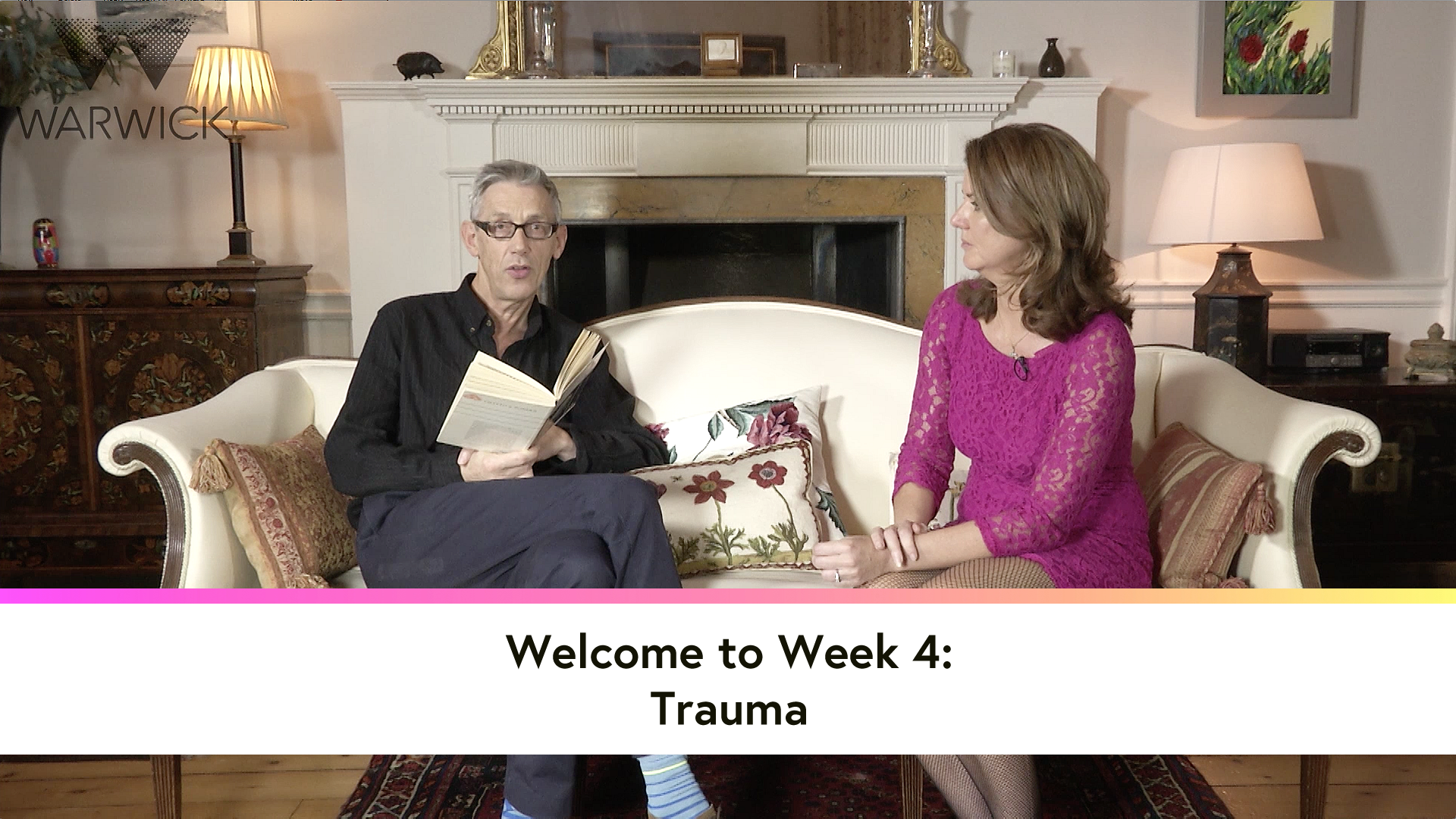 Welcome to Week 4: Trauma