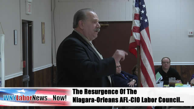 Western New York Labor News� NOW! - (February 2013 Edition) - Segment II