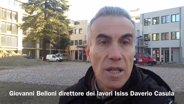 Video: Pronta la nuova ala del Daverio Casula