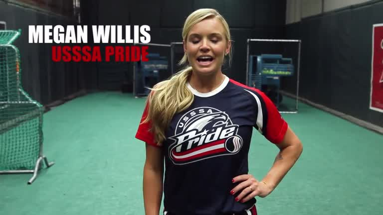 NPF Player Megan Willis' Softball Tip: Selecting a Fastpitch Bat  Video
