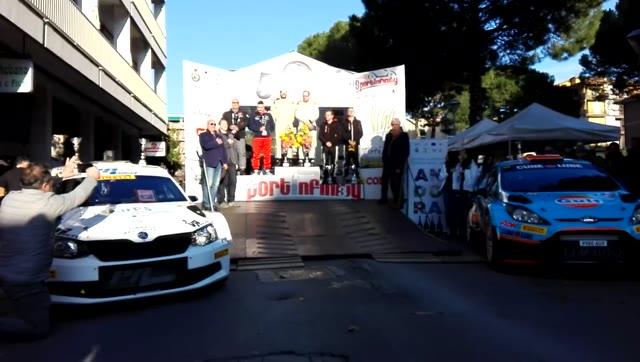 Rally Ronde Val Merula: la premiazione