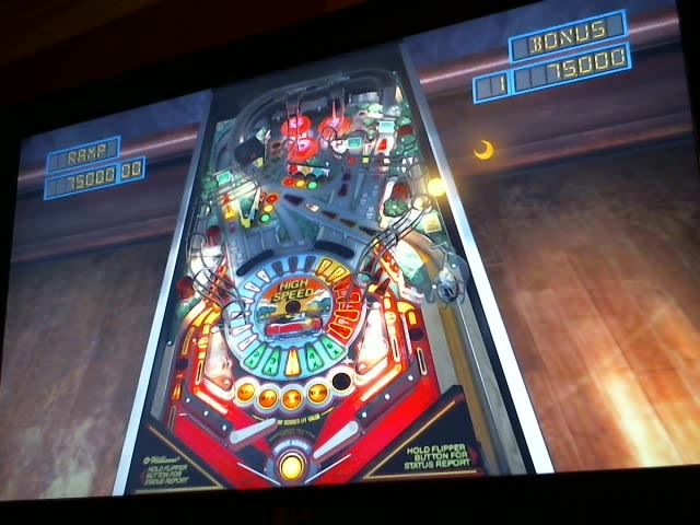 PlayStation 4 - The Pinball Arcade - [High-Speed] - Points - 12,087,420 - Max Haraske