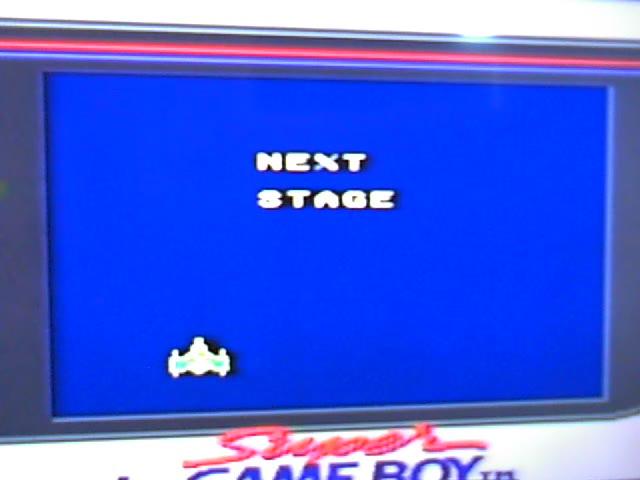 Game Boy / Game Boy Color - Solar Striker - Points - 387,800 - Ryan Genno