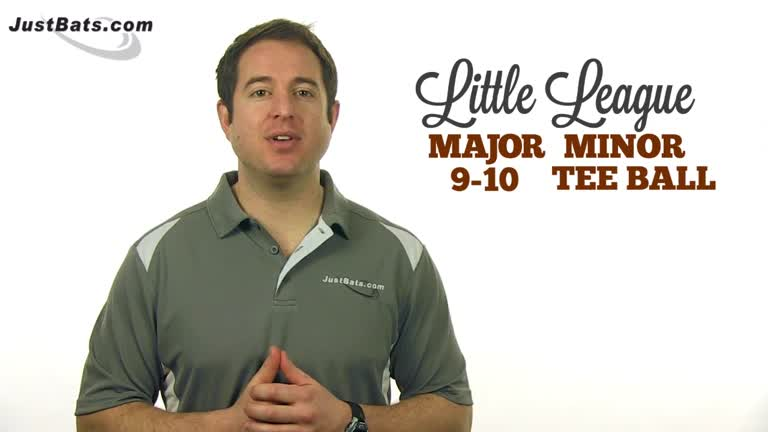 Little League Bat Rules: Youth Baseball Division - JustBats.com Buying  Guide Video