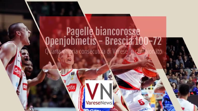 Video: Pagelle in musica / Openjobmetis-Brescia