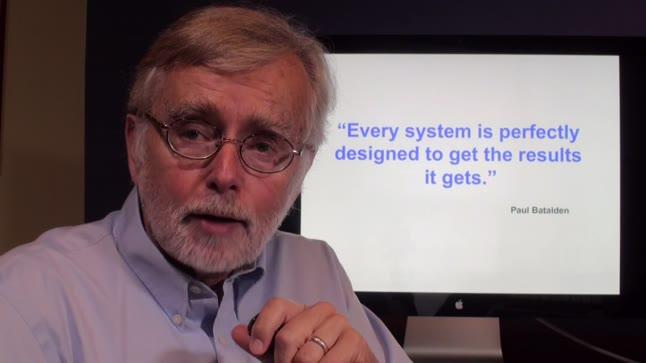 Professor Paul Batalden Antimicrobial Stewardship