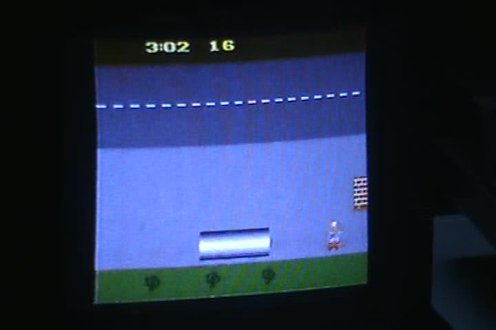 Atari 2600 / VCS - Skateboardin' - NTSC - Game 1, Difficulty B [Most obstacles cleared] - 30 - Steve Germershausen