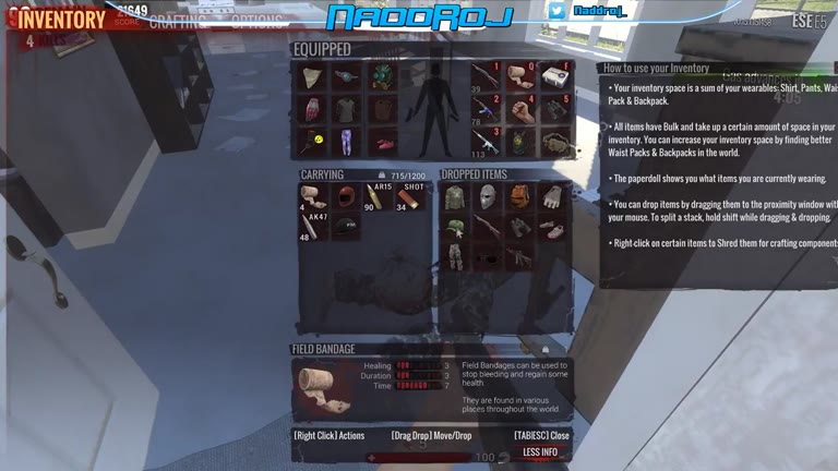 PC - H1Z1 - King of the Kill [Most Kills - All Weapons - Solo] - 26 - Jordan Kelly