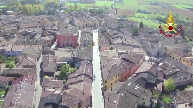 Video: La basilica di Norcia dopo il terremoto