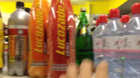 Lucozade Ad made by Mika aged 13