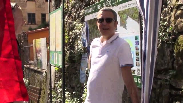 Video: Camogli, ladri con il flessibile: svaligiata la biglietteria di Atp
