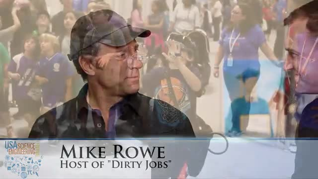 Mike Rowe Asks Who Took Skill Trades our of STEM Education?