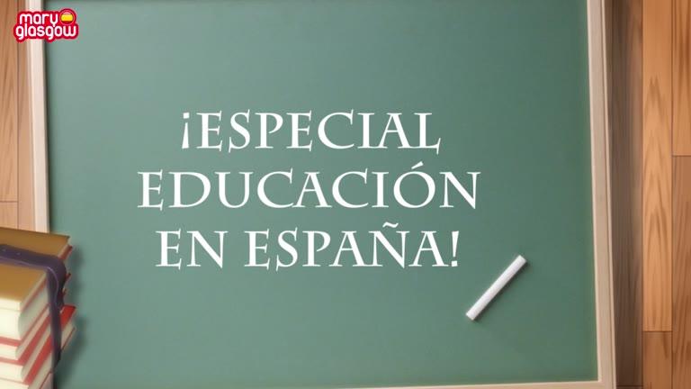 Educación española screenshot