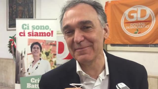 "Video: Savona 2016, il presidente toscano Rossi: ""Battaglia preparata e competente"""