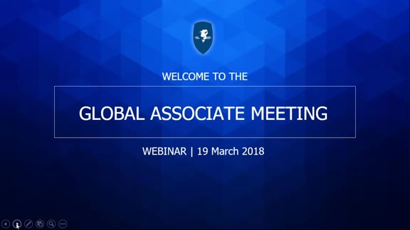 Global Associate Meeting 19 March 2018