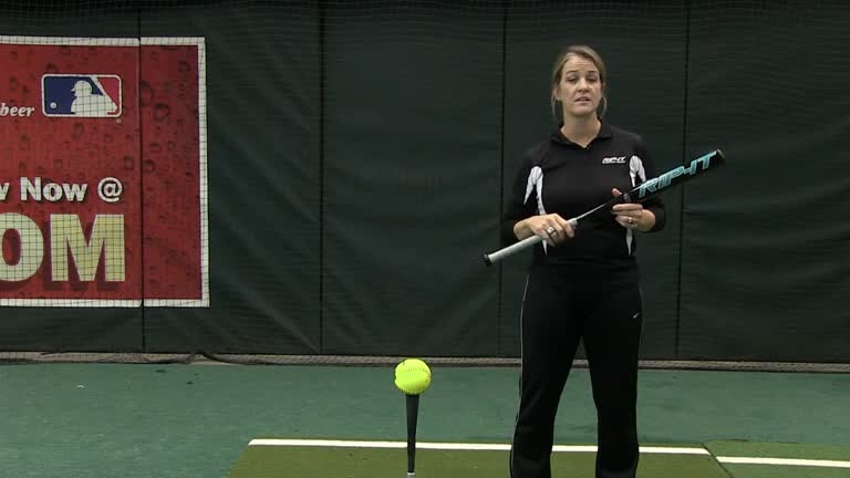 Slap Hitting Fundamentals with Carie Dever-Boaz Video