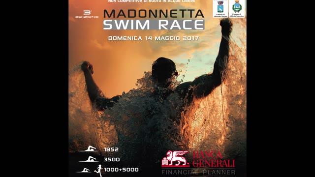 """""""Madonnetta Swim Race"""": il video di presentazione"""
