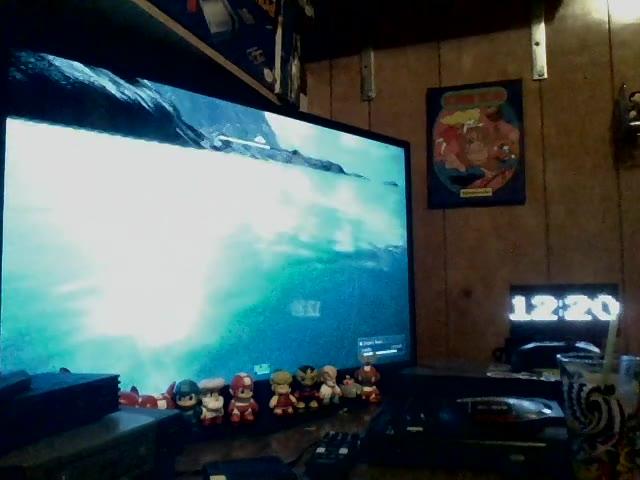 PlayStation 4 - Final Fantasy XV - Heaviest Fish Caught - Dark Allural Sea Bass - 17.5 - Brandon Finton