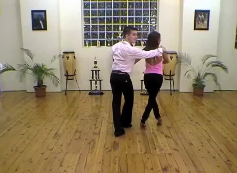 S44 Salsa Pattern from the vault with Oliver & Luda