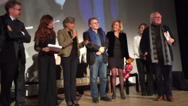 Video: Pennac, standing ovation per la carriera