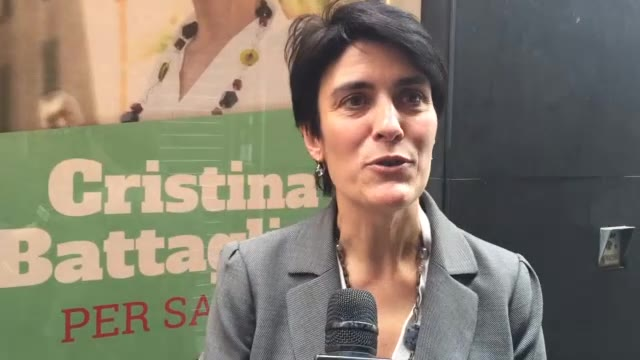 Video: Ecco la lista civica per Cristina Battaglia