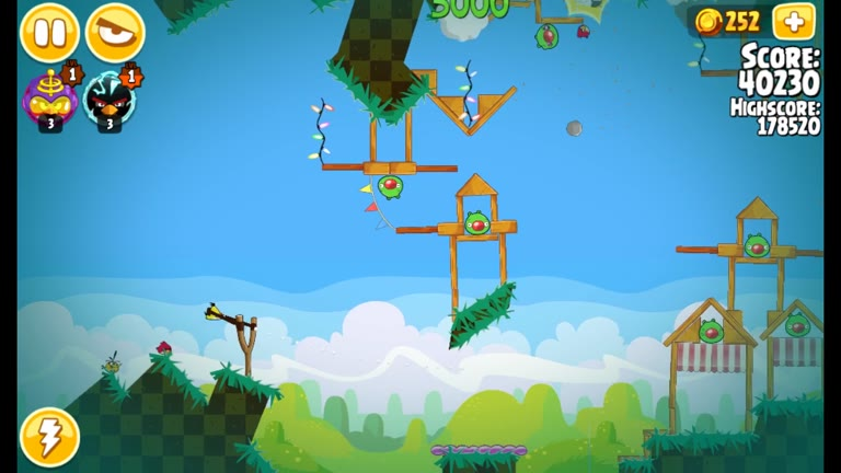 Android - Angry Birds Seasons - Pig Days - 6-7: April Fools - 180,490 - Rodrigo Lopes