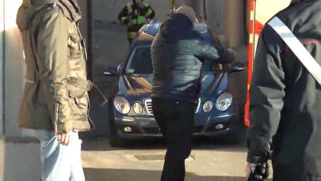 """Palazzina di Arnasco, un testimone: """"Sembrava una bomba"""""""