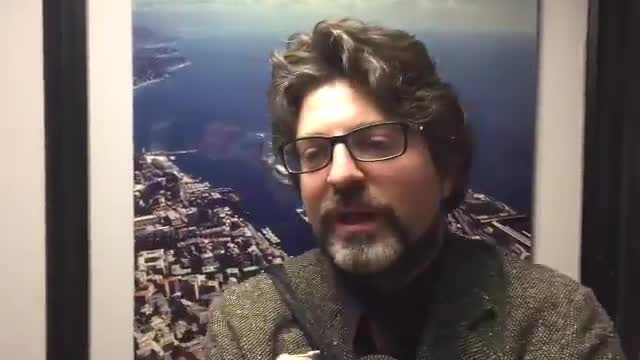 """Video: Margonara, Nasuti: """"Non faremo il porto solo per paura di un risarcimento danni"""""""