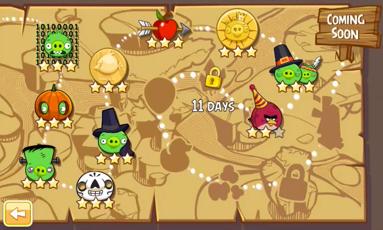 Android - Angry Birds Seasons - Pig Days - 2-9: Thanksgiving - 85,740 - Andrew Mee