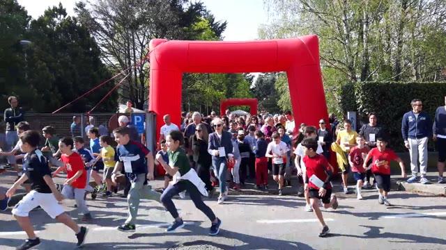 Video: A scuola …. di corsa: sesta edizione de Il Pellicano