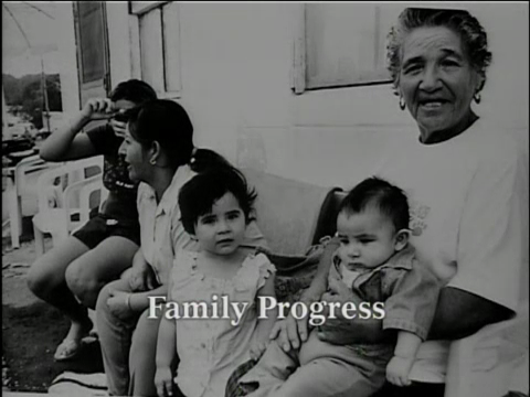 Journeys of Hope and Courage - Family Progress