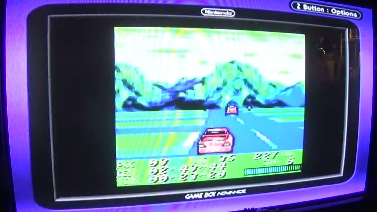 Game Boy / Game Boy Color - V-Rally Championship Edition - Corsica 1/2 - Fastest Race - 02:39.58 - john brissie