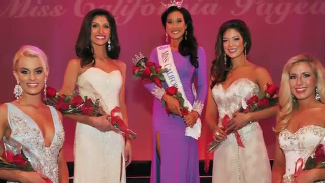 Miss California Promotes and Follows a STEM Education