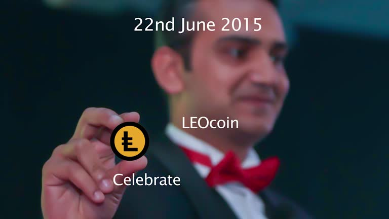 21 May 2015 and LEOcoin celebrates its first birthday