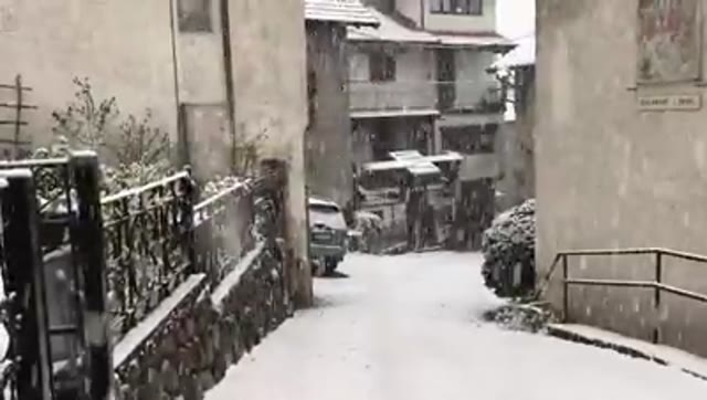 Video: Nevicata di aprile – Boarezzo