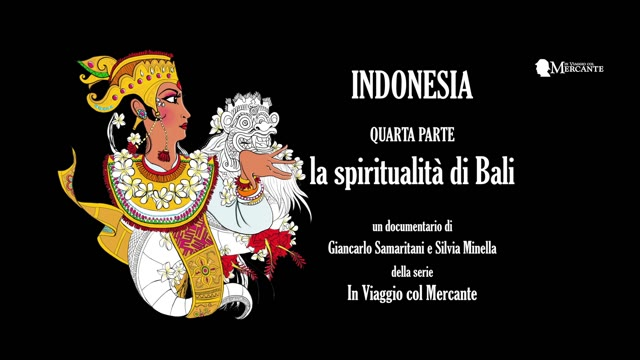 Video: Indonesia ultima parte: la spiritualità di Bali