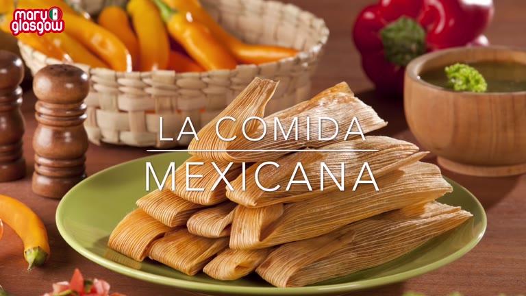 La comida mexicana screenshot