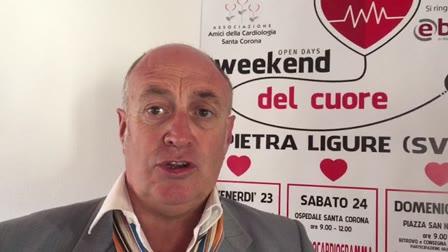 Pietra Ligure, torna il Weekend del Cuore