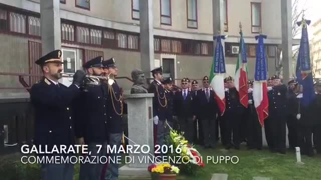 Video: La commemorazione di Vincenzo Di Puppo