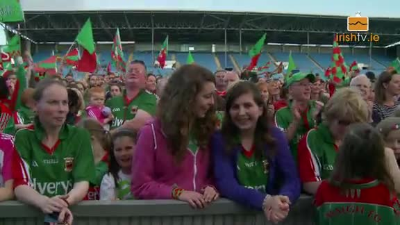 An Taoiseach's well wishes to Mayo Minors