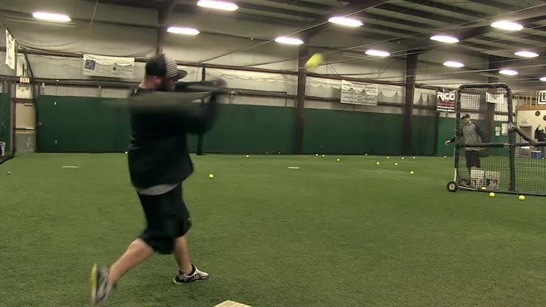 DeMarini Bat Control Competition: Crystl Bustos vs. Chris Larsen  Video