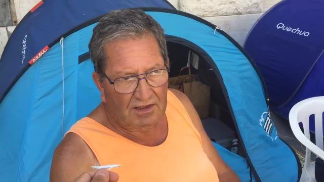 Video: Presidio Acqua Pubblica, 7 giorni di sciopero della fame