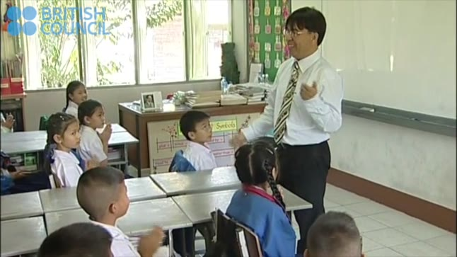 Motivating learners to speak